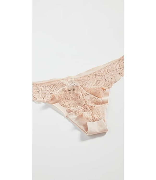Journelle Estelle Thong in Blush