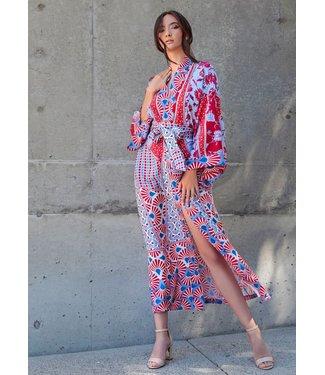 Christine Silk Lingerie Silk Origami Robe