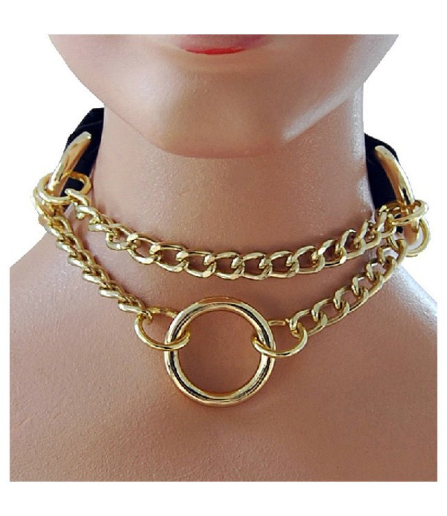 Model Traitor Model Traitor Chain 'O' Choker