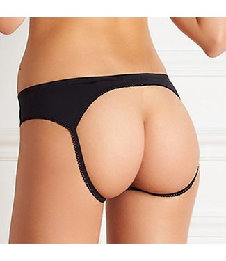 Maison Close Maison Close Petit Secret Open-Back Panty