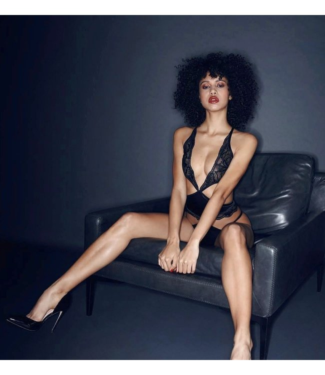 Coco De Mer Serena Bodysuit