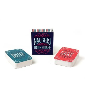Naughty Truth or Dare Card Game