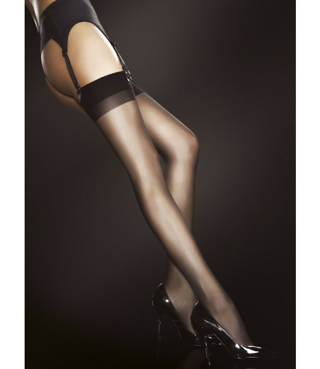 Justine Sheer Thigh High Stockings