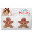 Edible Body Pasties Holiday