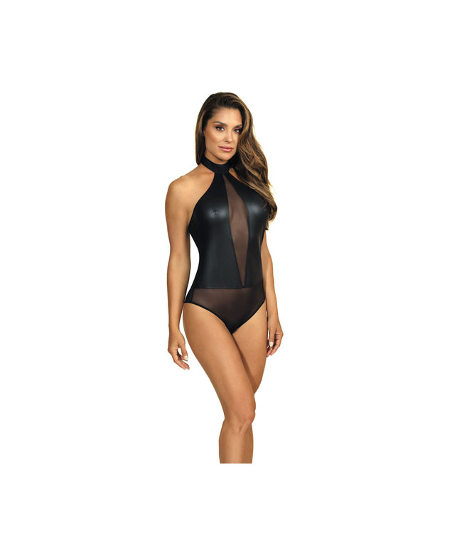 Embra Wetlook Bodysuit