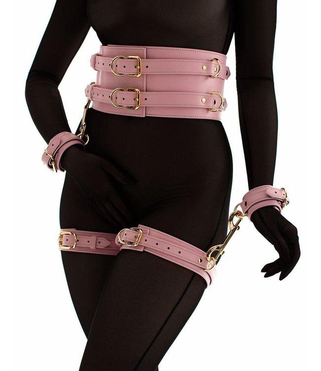 Dominus Pink Dita Belt