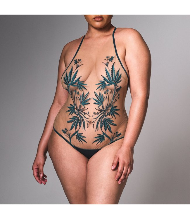 Thistle & Spire Brooklyn Haze Bodysuit