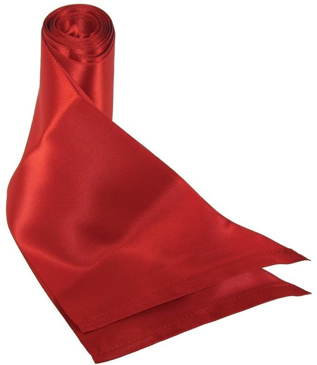 Silky Sashes Red