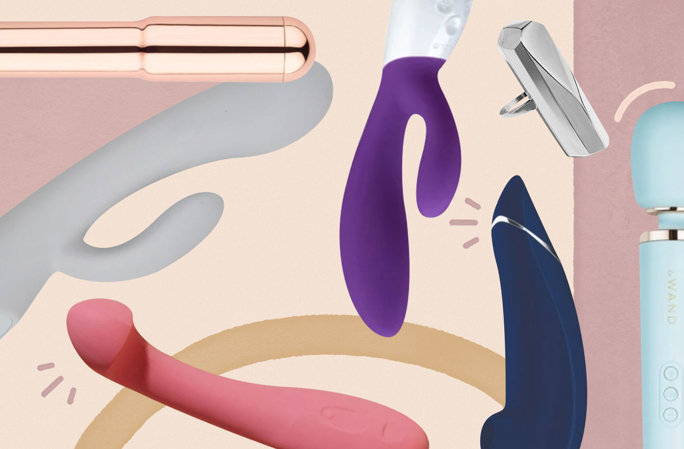 The Best Vibrators For 2021 - What's The Buzz?