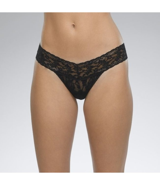 Hanky Panky Low Rise Thong (choice of colors)