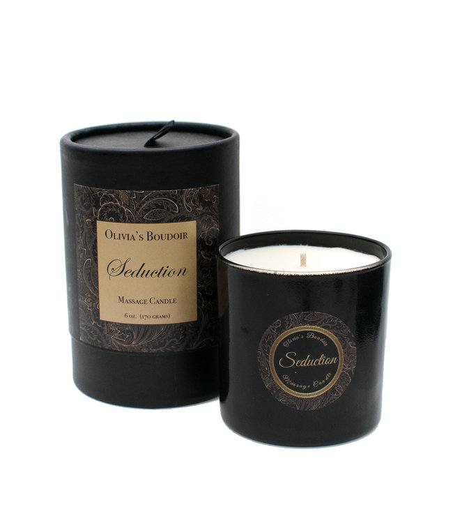 Olivia's Boudoir Massage Candles