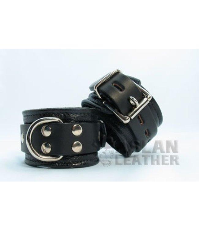 Aslan Jaguar Ankle Cuffs