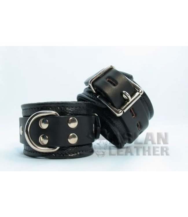 Aslan Leather Canada Aslan Jaguar Ankle Cuffs
