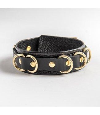 Aslan Leather Canada Aslan Black Panther Collar