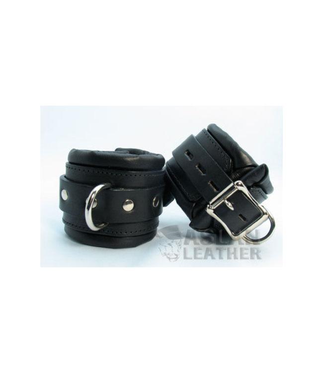 Aslan Leather Canada Aslan Padded Ankle Cuffs