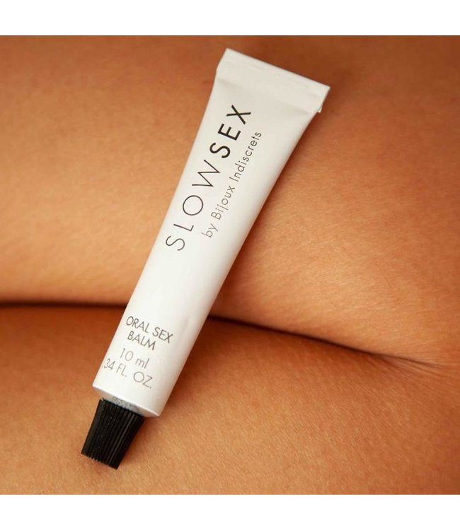 Slow Sex Slow Sex Oral Sex Balm