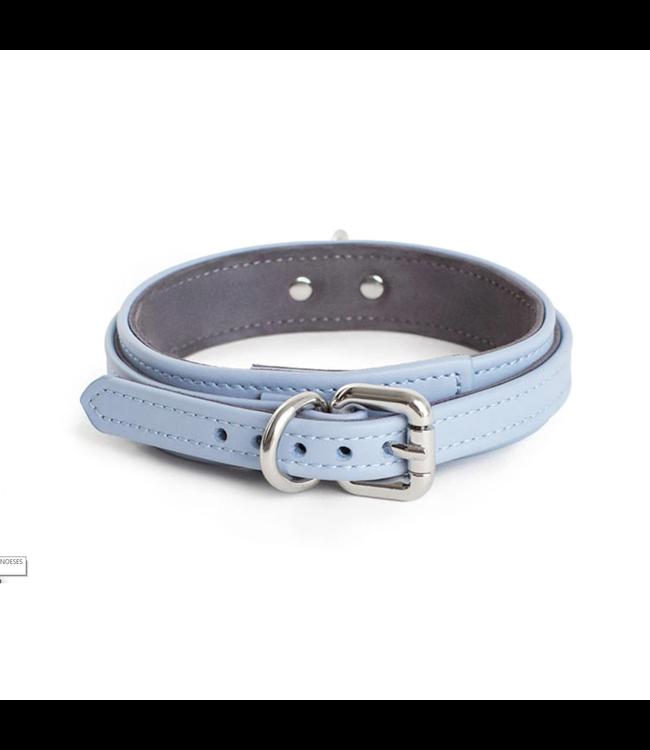 Mila Mini Collar Blue