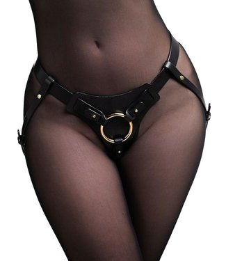 Dominus Leather Panty Harness