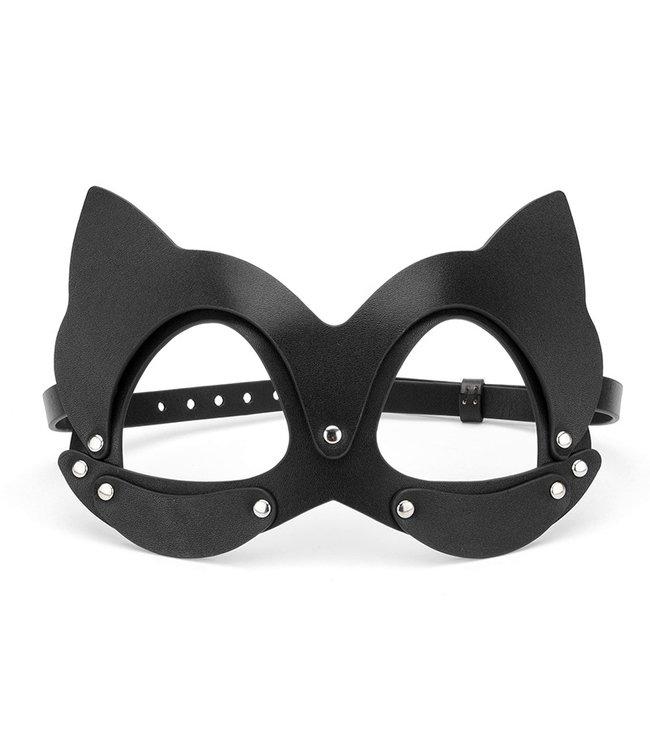 Jacksun Leather Cat Mask