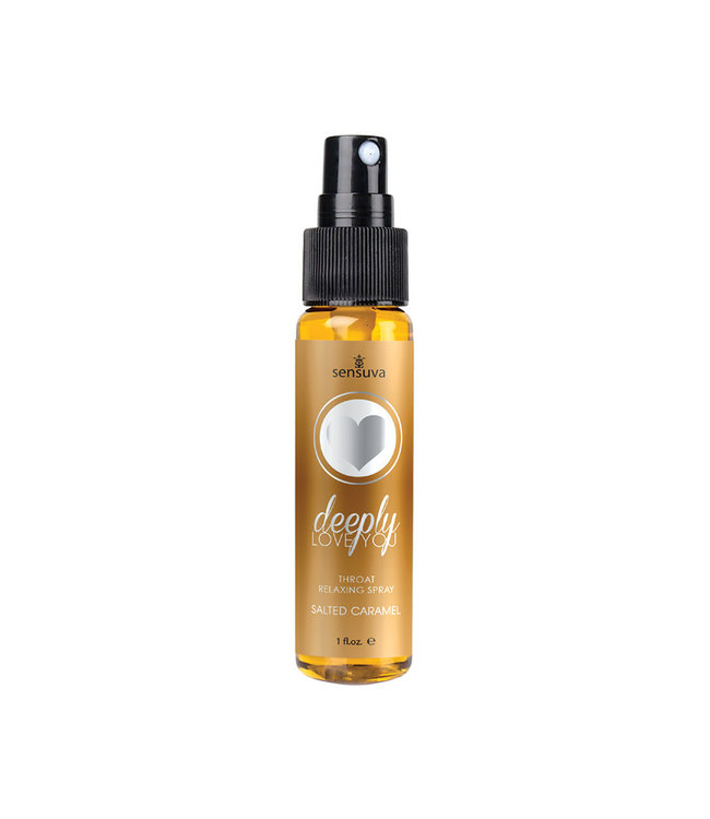 Flavoured Throat Relaxing Spray
