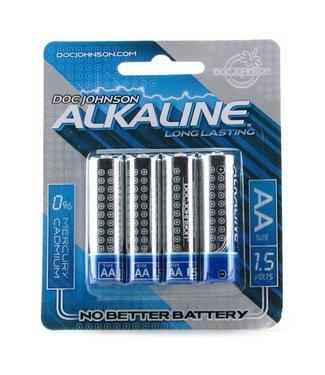 Alkaline Batteries AA