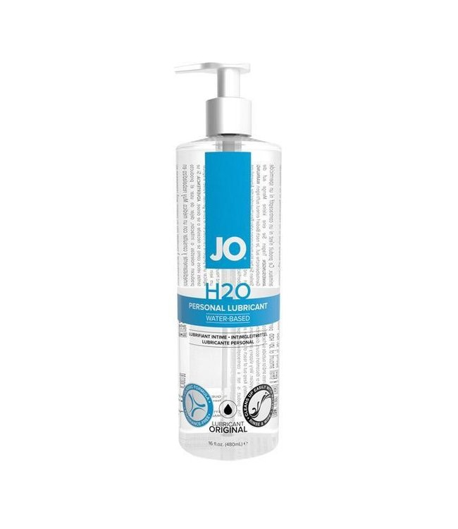 Jo Lubricants JO H2O Water Based Lubricants