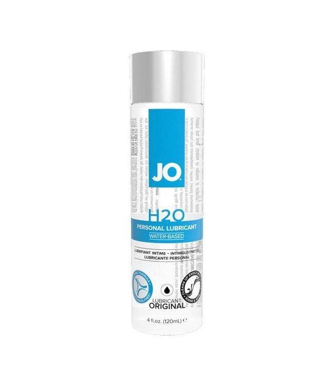 JO H2O Water Based Lubricants