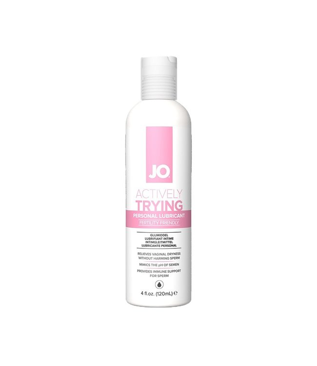 JO Actively Trying Fertility Lubricant
