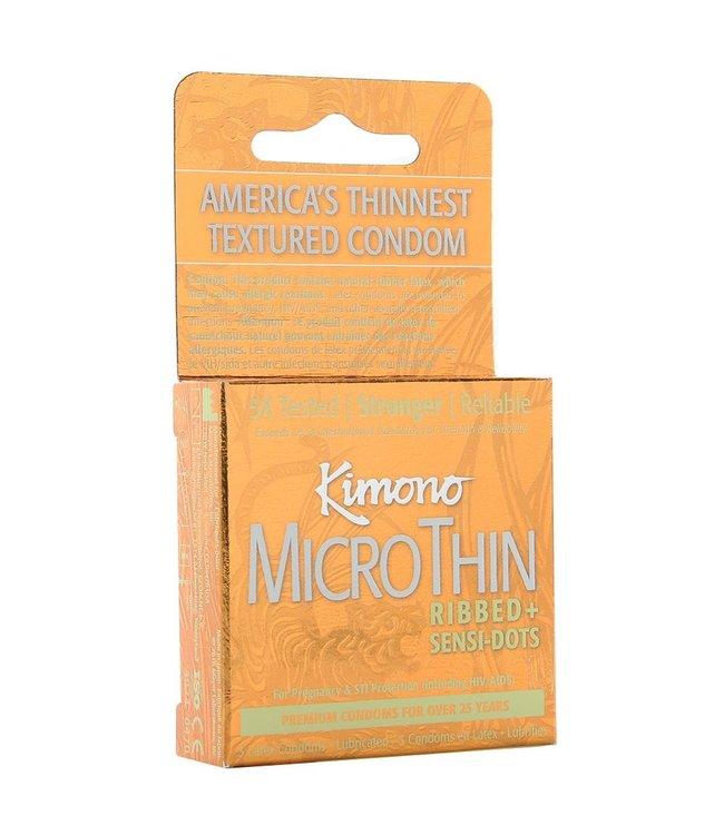 Kimono Type E Sensation Condoms