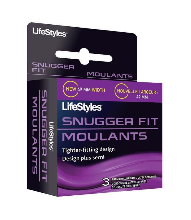 Lifestyles Snugger-Fit Condoms
