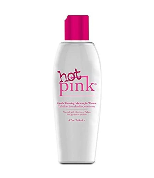 Hot Pink Warming Lubricant