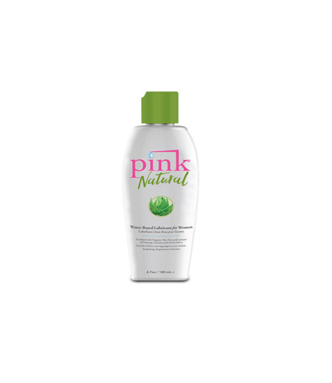 Pink Natural Lubricant for Women