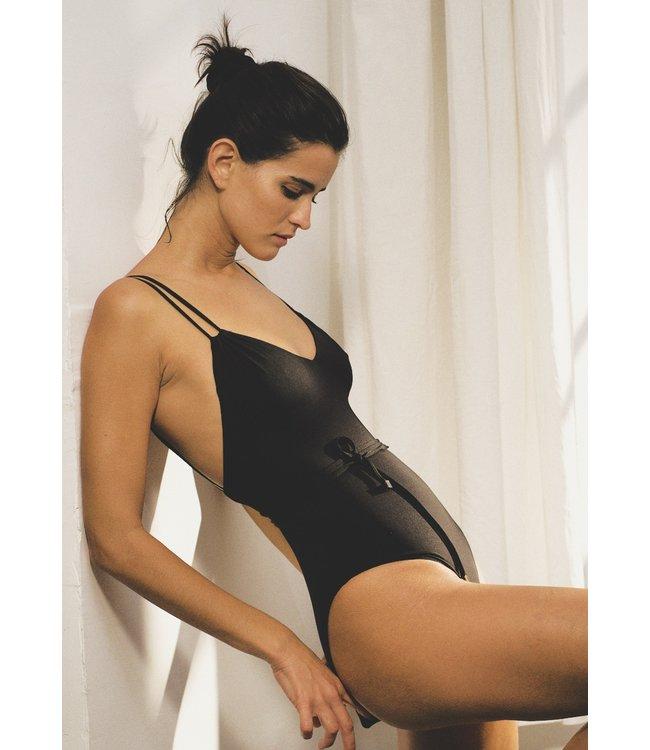 Icone Swimwear Melrose One Piece Black