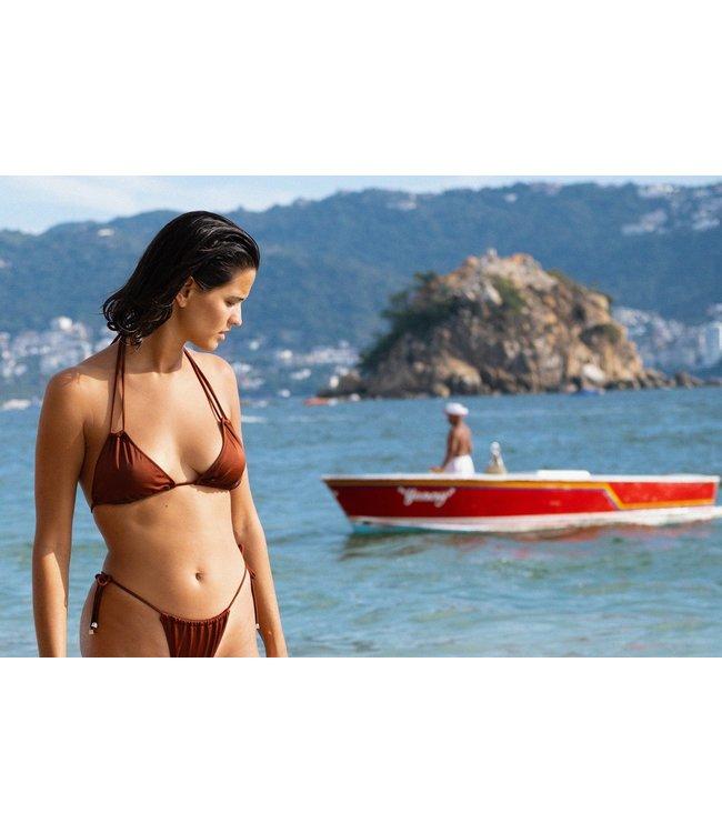 Icone Swimwear Hartley Top Copper