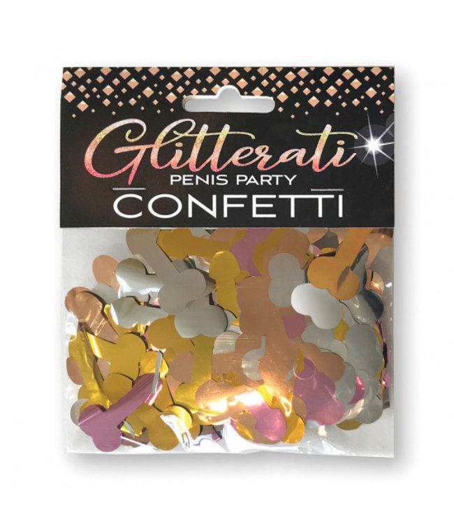 Glitter Penis Confetti