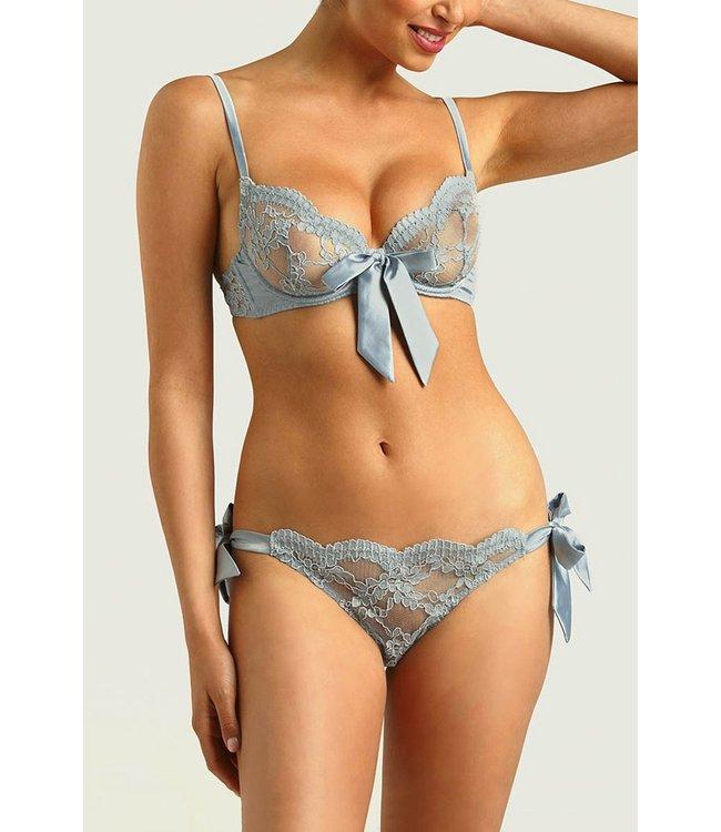 Coco De Mer Viola Side Tie Panty