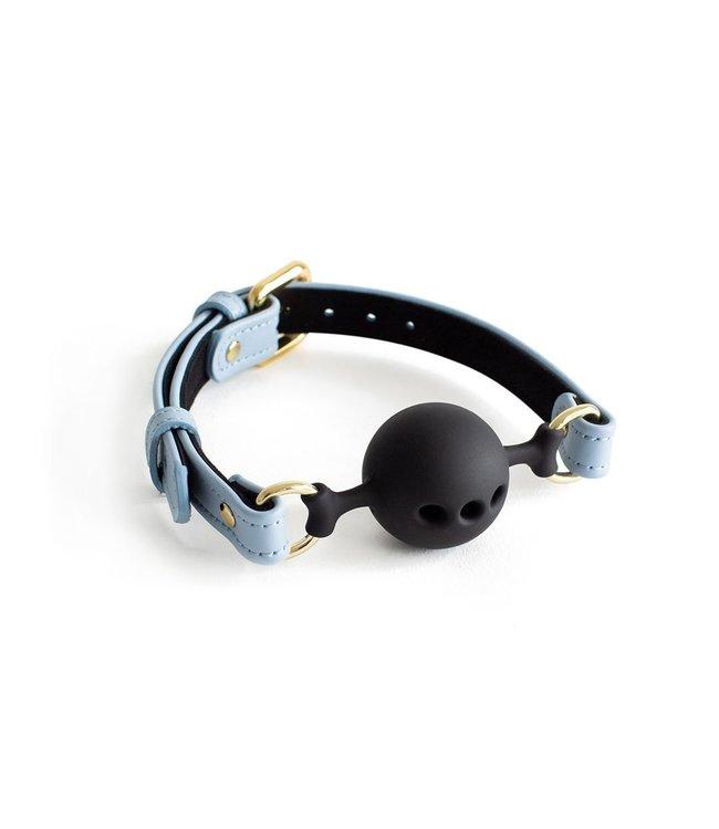 Blue Mila Breathable Ball Gag