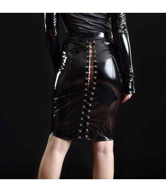 Patrice Catanzaro Katerine Vinyl Skirt