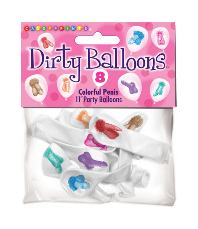 Penis Dirty Balloons