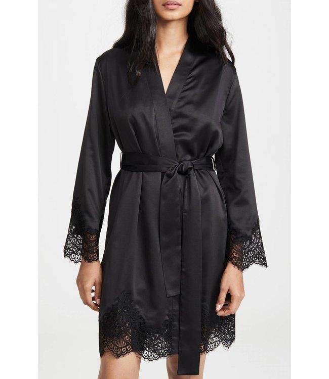 Eclipse Kimono Black