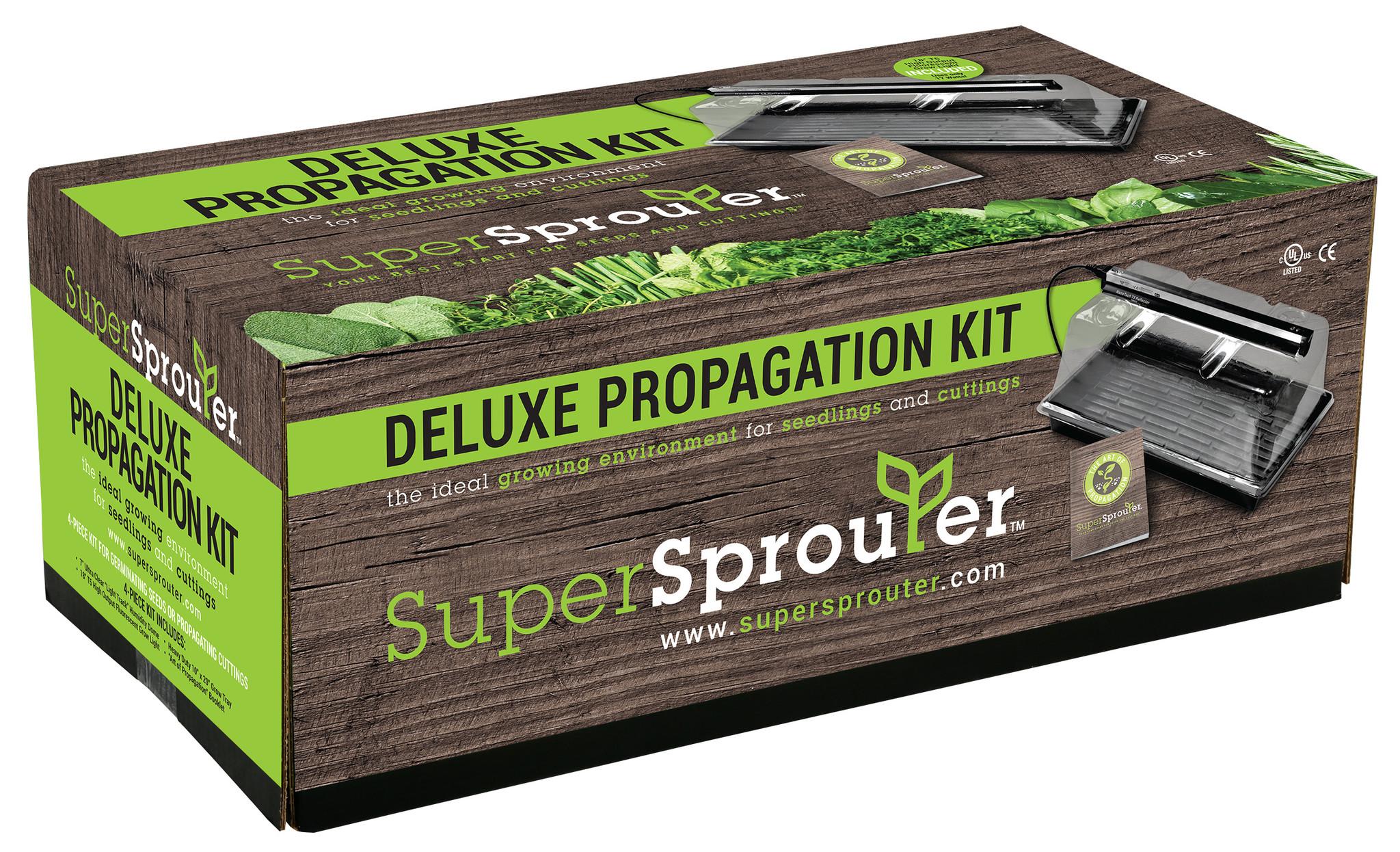 Deluxe Propagation Kit