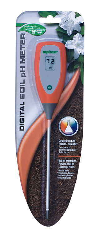 Rapitest® Digital Soil pH Meter