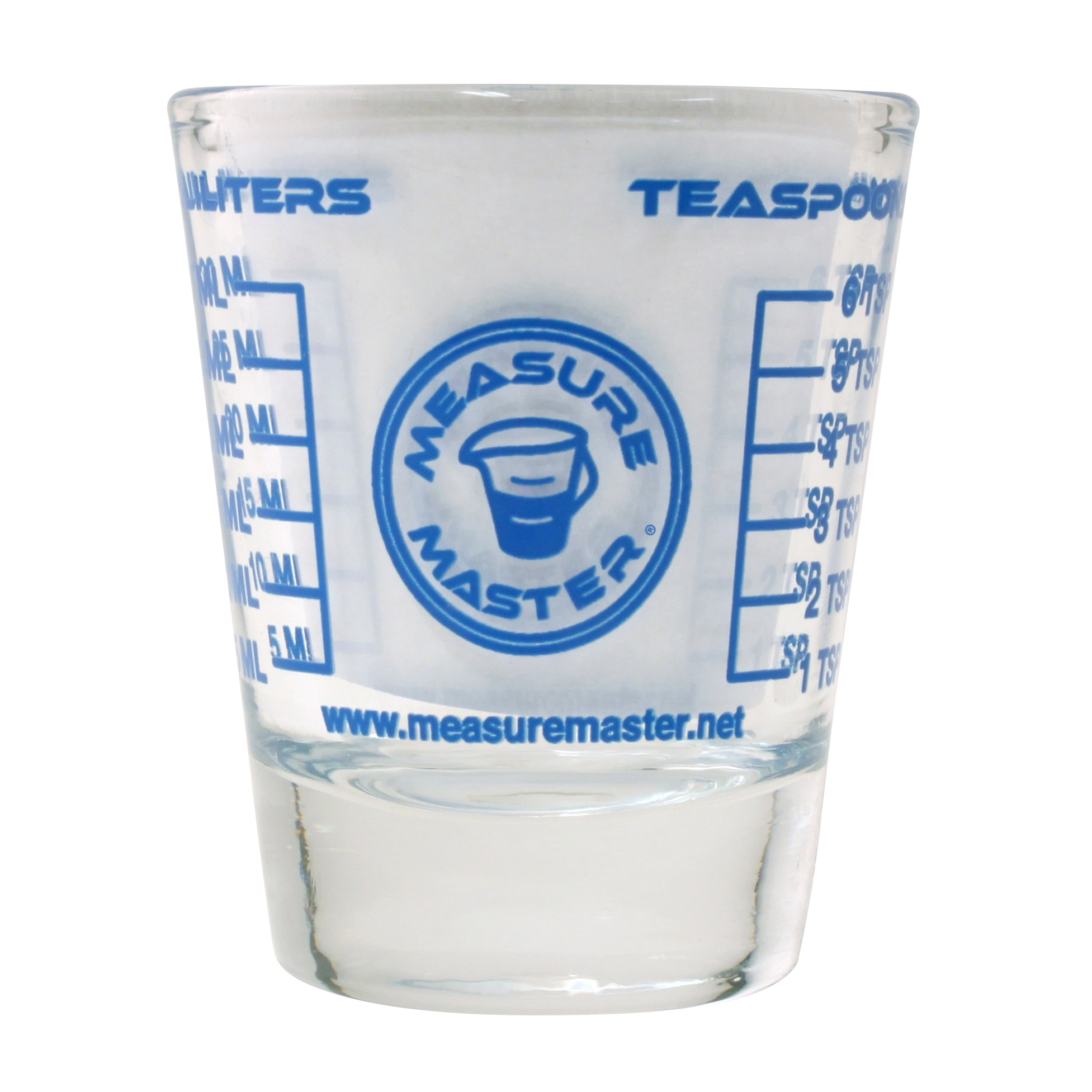 Sure Shot Measuring Glass
