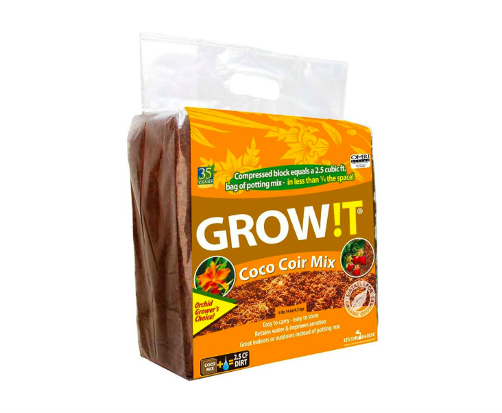 Organic Coco Coir Mix 5KG