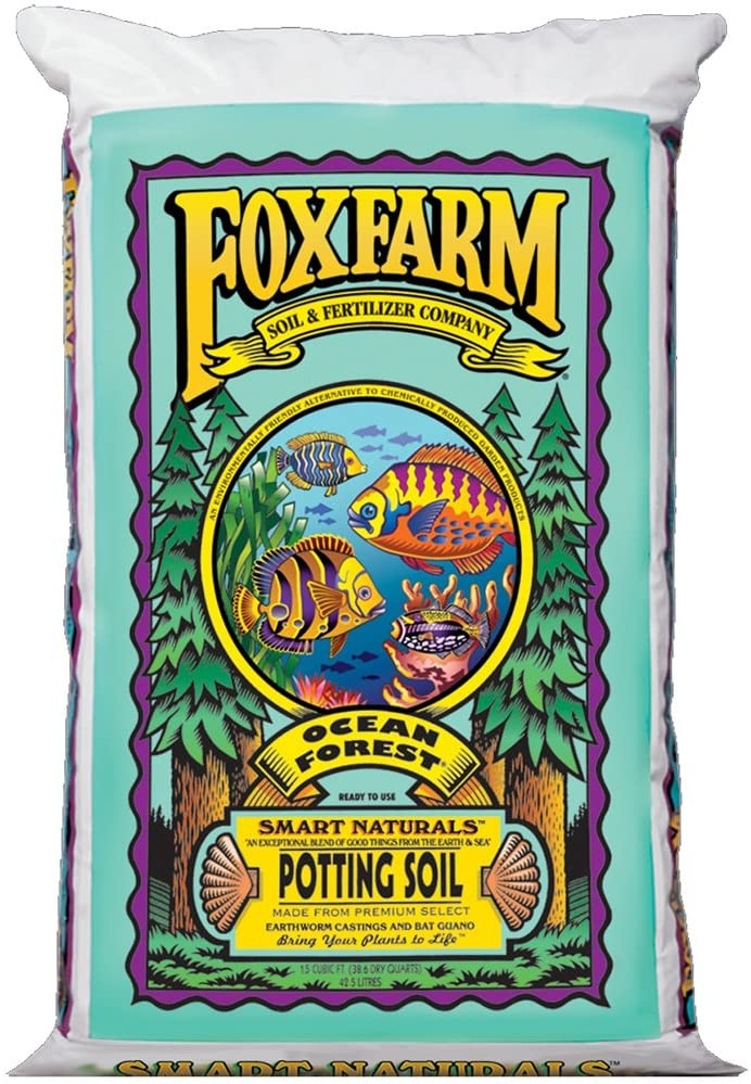 Ocean Forest Potting Soil 42L