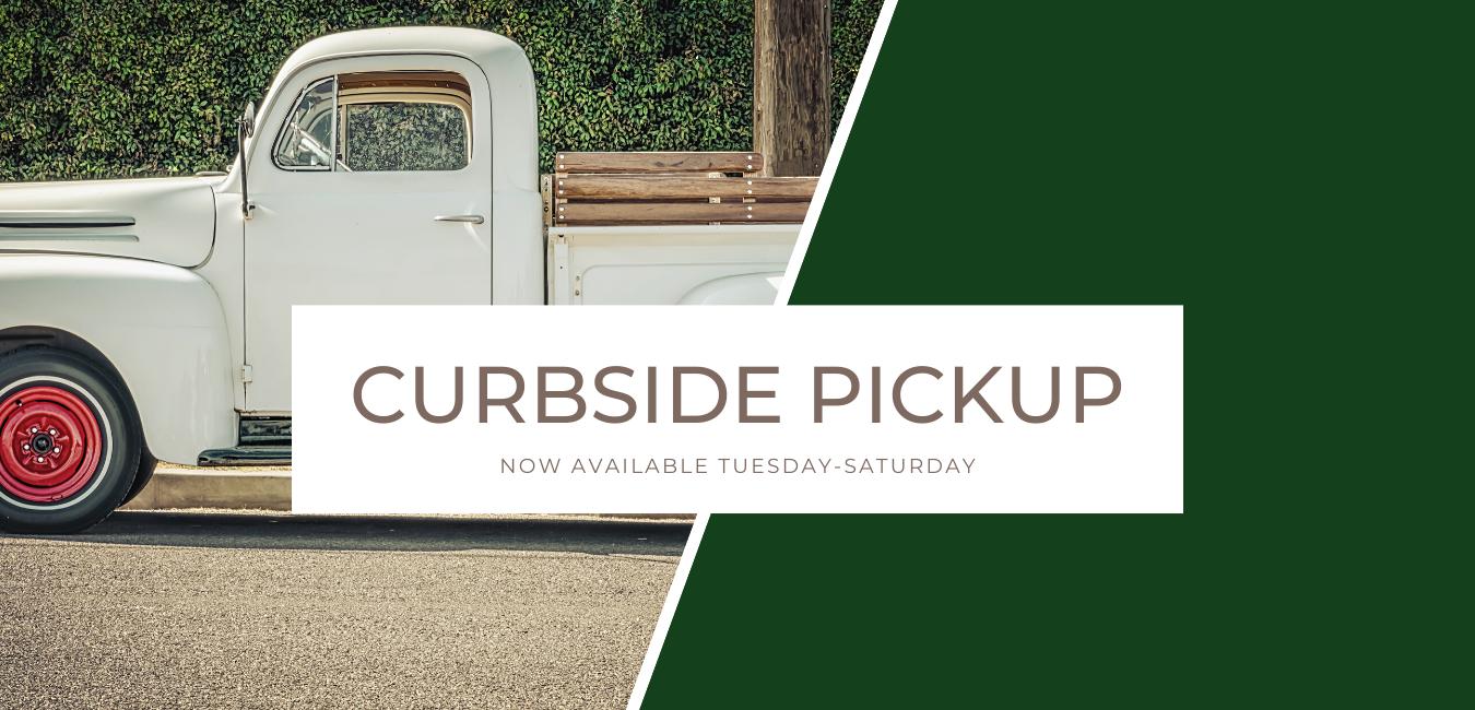 Curbside Pickup