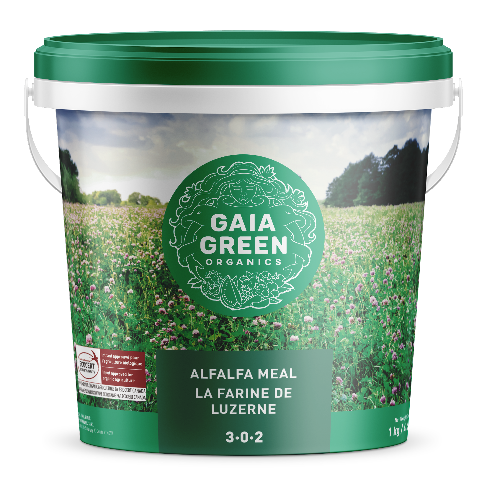 Alfalfa Meal 3-0-3 (1KG)