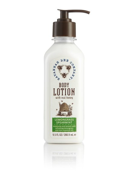 Savannah Bee Company Body Lotion Lemongrass & Mint
