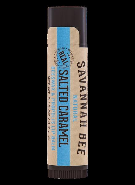 Savannah Bee Company Lip Balm Slted Caramel