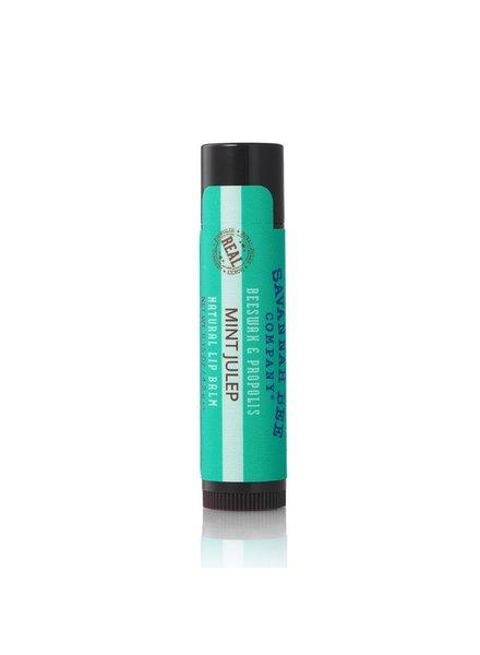 Savannah Bee Company Lip Balm Stick Mint Julep